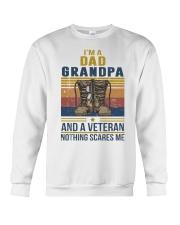 Papa Veteran T5TS Crewneck Sweatshirt thumbnail
