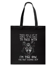 NYX - Wolf I'm The One - 2703 Tote Bag thumbnail