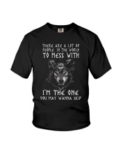 NYX - Wolf I'm The One - 2703 Youth T-Shirt thumbnail