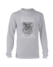 NYX - Wolf I'm The One - 2703 Long Sleeve Tee thumbnail