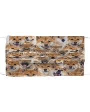 Shiba Inu Awesome H25859 Cloth face mask front
