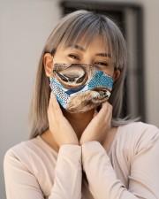 Awesome Sloth G82774 Cloth face mask aos-face-mask-lifestyle-17