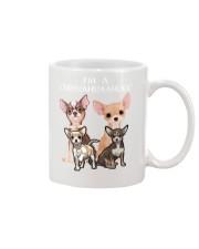 Chihuahua Camp Mau White Mug thumbnail