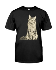 NYX - Maine Coon Bling - 1703 Classic T-Shirt front