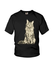 NYX - Maine Coon Bling - 1703 Youth T-Shirt thumbnail