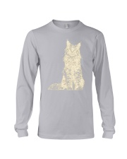 NYX - Maine Coon Bling - 1703 Long Sleeve Tee thumbnail