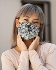 Dalmatian Awesome H27858 Cloth face mask aos-face-mask-lifestyle-17