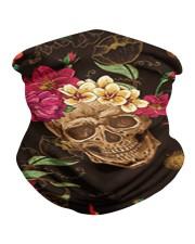 Skull Flower G82515 Neck Gaiter tile