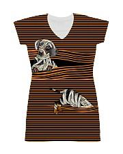 Dachshund Mummies All-over Dress thumbnail