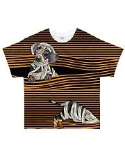 Dachshund Mummies All-over T-Shirt front