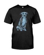 NYX - American Staffordshire Terrier Bling - 0903 Classic T-Shirt front