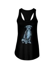 NYX - American Staffordshire Terrier Bling - 0903 Ladies Flowy Tank thumbnail