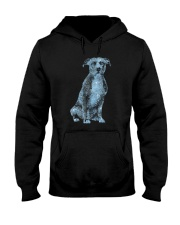 NYX - American Staffordshire Terrier Bling - 0903 Hooded Sweatshirt thumbnail