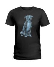NYX - American Staffordshire Terrier Bling - 0903 Ladies T-Shirt thumbnail
