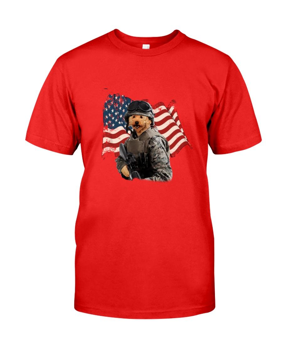 Poodle Cool Classic T-Shirt