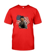Poodle Cool Classic T-Shirt front