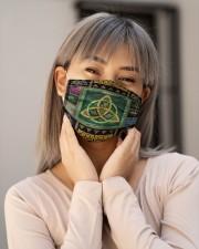 Irish Celtic H28828 Cloth face mask aos-face-mask-lifestyle-17