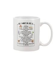Book - Reading Mug front