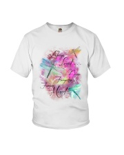 Dragonfly Always Youth T-Shirt thumbnail