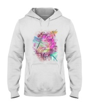 Dragonfly Always Hooded Sweatshirt tile