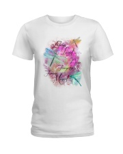 Dragonfly Always Ladies T-Shirt thumbnail