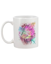 Dragonfly Always Mug back
