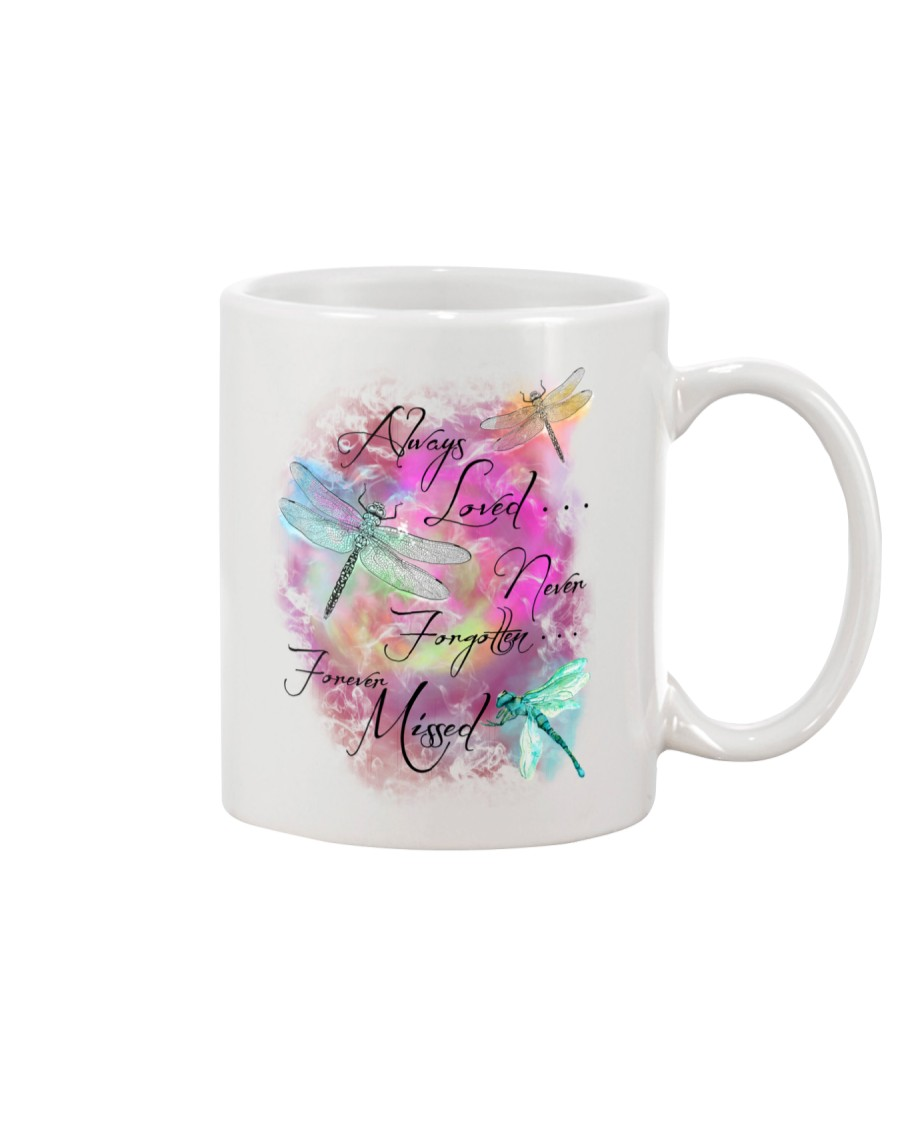 Dragonfly Always Mug