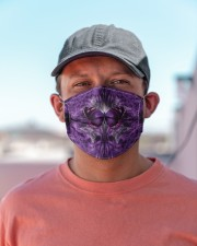 Butterfly Purple H31747 Cloth face mask aos-face-mask-lifestyle-06
