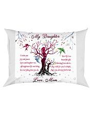 Family - My Daughter Rectangular Pillowcase thumbnail