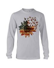 Hummingbird USA Flower T5tf Long Sleeve Tee thumbnail