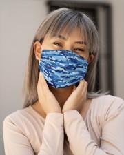 Amazing Camouflage Shark H21849 Cloth face mask aos-face-mask-lifestyle-17