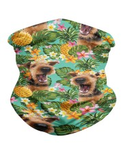Tropical Pineapple Airedale Terrier H25828 Neck Gaiter tile