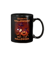 Halloween - Celebrate Wine Mug thumbnail
