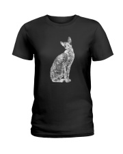 NYX - Cornish Rex Bling - 2103 Ladies T-Shirt thumbnail
