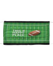 Football Happy T825 Cloth face mask front