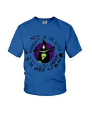 Be The Witch You Want To See In The World G592802 Youth T-Shirt thumbnail