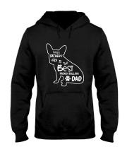 French Bulldog Dad T5TO Hooded Sweatshirt thumbnail