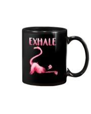 Flamingo Exhale Mug thumbnail