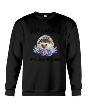 NYX - Woman Hedgehog - 1304 Crewneck Sweatshirt thumbnail
