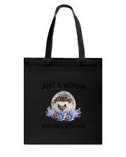 NYX - Woman Hedgehog - 1304 Tote Bag thumbnail