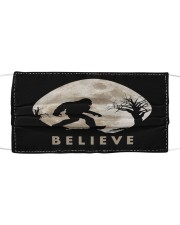 Bigfoot Believe T824 Cloth face mask front