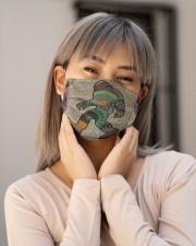 Bigfoot Mandala G82413 Cloth face mask aos-face-mask-lifestyle-17