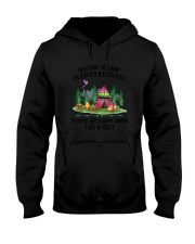 Camping Take A Hike Hooded Sweatshirt thumbnail