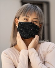Amazing Black Cat H26813 Cloth face mask aos-face-mask-lifestyle-17
