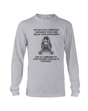 Yoga - Your Body Long Sleeve Tee thumbnail