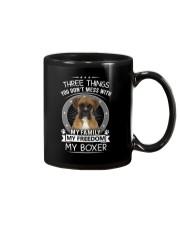 3 Things Boxer Mug thumbnail