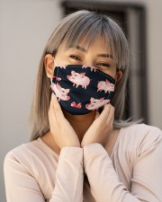 Cute Pigs G82810 Cloth Face Mask - 3 Pack aos-face-mask-lifestyle-17