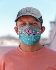 Camping Peace Love T827 Cloth face mask aos-face-mask-lifestyle-06