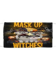 Shih Tzu Witches T825 Cloth face mask front