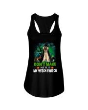 Caucasian Shepherd Dog Witch Ladies Flowy Tank thumbnail